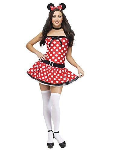 f036579dc4ee generique Costume da topolina sexy per donna M / L