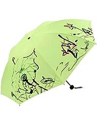 Classique Portable Outdoor Protection UV Umbrella Student Umbrella