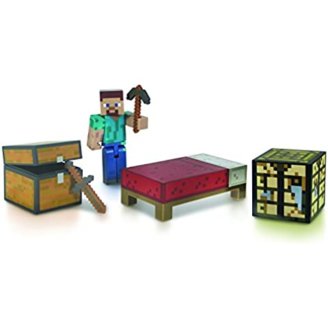 Minecraft 16450 - Steve Survival, Set