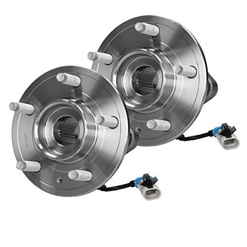 09 Radlagersatz Radlager Satz Radnabe mit ABS-Sensor vorne VA 5-Loch Felge ()