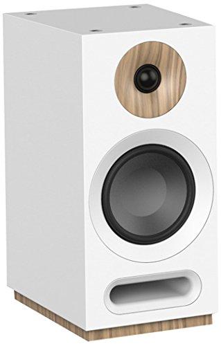 Jamo S 803 160W Weiß - Lautsprecher (Verkabelt, 160 W, 57-26000 Hz, 8 Ohm, Weiß) - Serie Zeitgenössischer Wohnzimmer