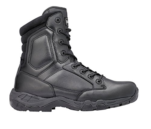 Magnum Viper Pro 8.0 Leather Waterproof, Bottes de Travail Mixte Adulte Black