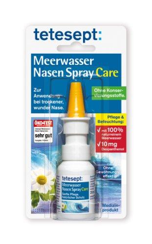 Tetesept Darreichung: Nasenspray