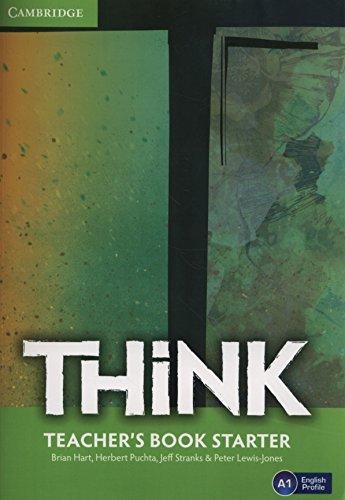 Think Starter Teacher's Book
