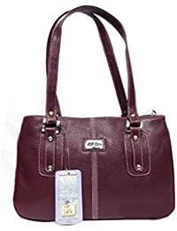 Adiari Fashion Maroon Coloured Stylish Handbag For Women