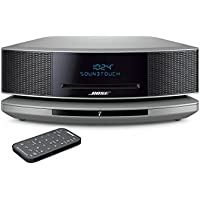 Bose ® Wave SoundTouch Music System IV silber
