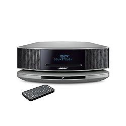 Bose Wave SoundTouch Musiksystem IV (geeignet für Alexa) silber