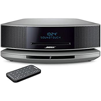 bose wave music system soundtouch iv argent platine tv vid o. Black Bedroom Furniture Sets. Home Design Ideas