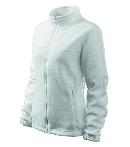 chaqueta-fleece-para-mujeres-outdoor-casual-owndesigner-by-adler-blanco-tamano-s