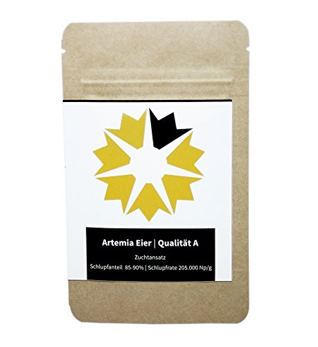 Artemia Eier A Qualität algova® (25 g) (Sie Artemia)