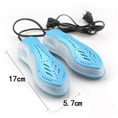 Elettrico 10W Uv Shoe Dryer ultravioletta scarpe sterilizzatore deodorante riscaldatore dello scaldino Deumidificatore Per la casa Accessori