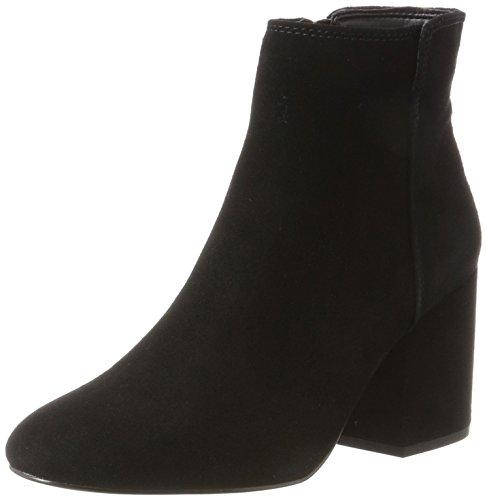 Frauen Aldo-stiefel (ALDO Damen Masen Stiefel, Schwarz (Black Suede), 40 EU)
