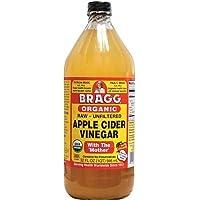 Bragg - aceto di sidro di mele biologico e Miele miscela - 32 (Mela Biologica Sidro)