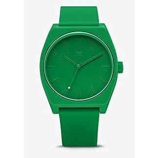 Adidas Reloj Analógico para Hombre de Cuarzo con Correa en Silicona Z10-2905-00