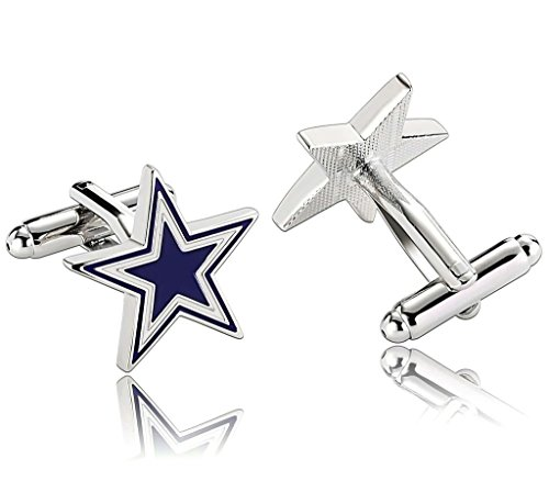 beydodo-mens-bullet-back-toggle-closure-cufflinks-stainless-steel-star-oil-drip-white-blue