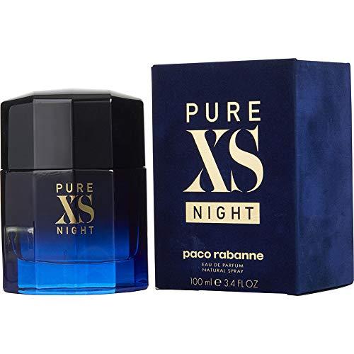 Paco Rabanne PURE XS NIGHT 100ml Eau De Parfum EDP