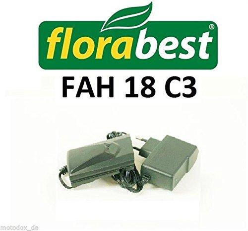 Ladegerät Florabest Akku Heckenschere FAH 18 C3 IAN 59927 - Ladekabel für Ihre Akku Hecken Schere von LIDL Florabest - Achten Sie auf die richtige IAN Modellnummer