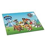 PAW PATROL Tisch-Unterlage Kinder Platz-Set-Deckchen | 42 x 29 cm