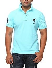 YROSS DESIGNS Men's Classic Polo T-shirt
