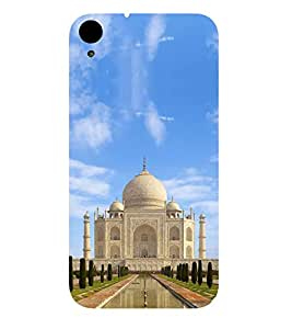 ifasho Designer Back Case Cover for HTC Desire 830 :: HTC Desire 830 Dual Sim (Monument Sukabumi Indonesia Yamunanagar)