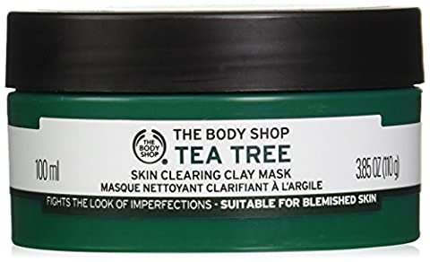The Body Shop - Masque Visage - Arbre A Thé 100ml