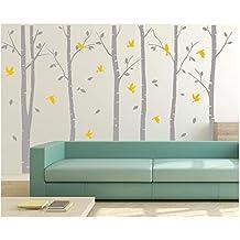 Amazon.it: stencil per pareti camera da letto