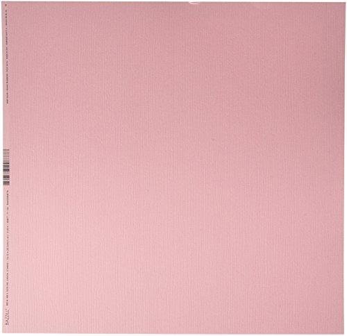 Bazzill Berry (Unbekannt Bazzill 300877 Karton, Berry Blush Pink, 3,6 x 3,8 kg, 250 kg)