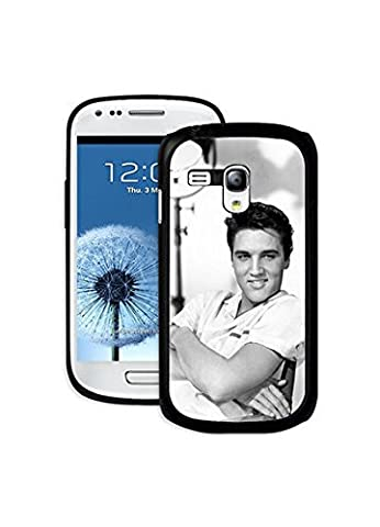 Cool Design For Woman Style Samsung Galaxy S3 Mini Hülle Elvis Presley SuperStar Slim fit Hülle Cover for Samsung Galaxy S3 Mini (I8200)