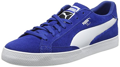 Puma Match Vulc 2, Sneakers Basses Mixte Adulte Bleu (True Blue-puma White 01)