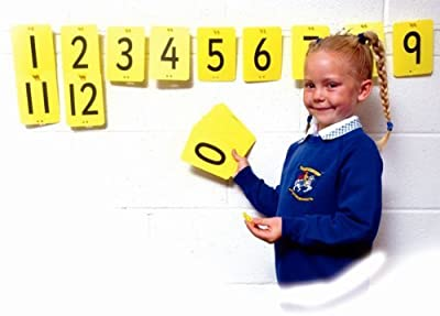 "Inspirational Classrooms 3106409 ""Number Washing Line 0 to 20"" Educational Toy by EdTech"
