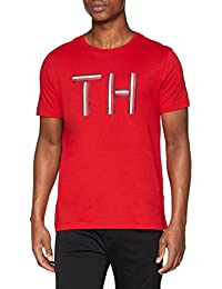 Tommy Hilfiger Men's Logo Graphic Tee T-Shirt