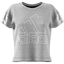adidas ID Badge of Sport Manga Corta Camiseta bff60c16b46
