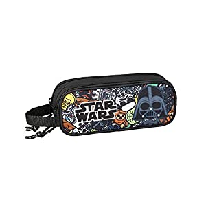 Star Wars Galaxy Oficial Estuche Escolar 210x60x80mm 2