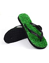 5d03f5672bc CHARAN COLLECTIONS Grass Flip Flops and Slippers and House Slippers or  House Chappals Yoga Slippers for