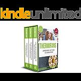 Rezepte ohne kohlenhydrate: Thermifans 150 Rezepte für das Küchenwunder (Band 4,5,6) + KOSTENLOSER BONUS!