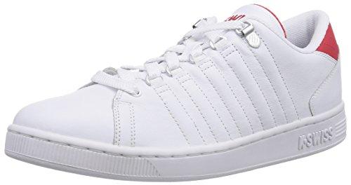 k-swiss-lozan-iii-sneakers-basses-homme-blanc-weiss-white-red-119-42-eu