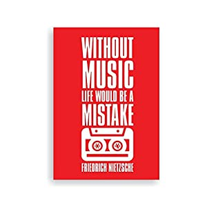Without music life notebook