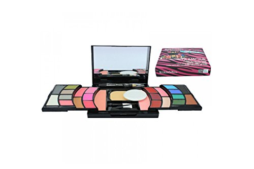 Coffret maquillage Glamour - 26 coloris - Leticia Well