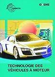 Technologie des Vehicules a Moteur