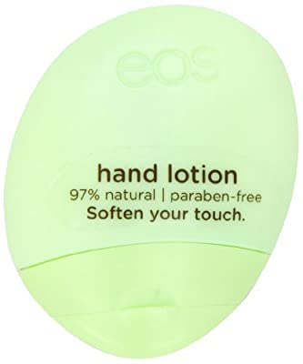 EOS Hand Lotion Cucumber Nourishing Compact Size Conditioning Hand Oil