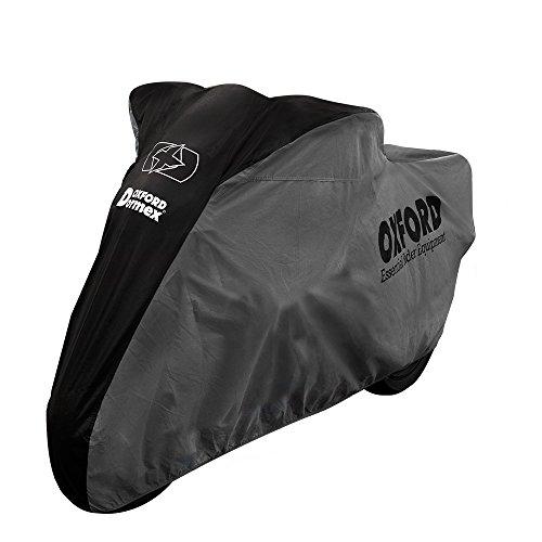Oxford CV404 Dormex Indoor Motorradabdeckung Atmungsaktive Staubschutzhülle -