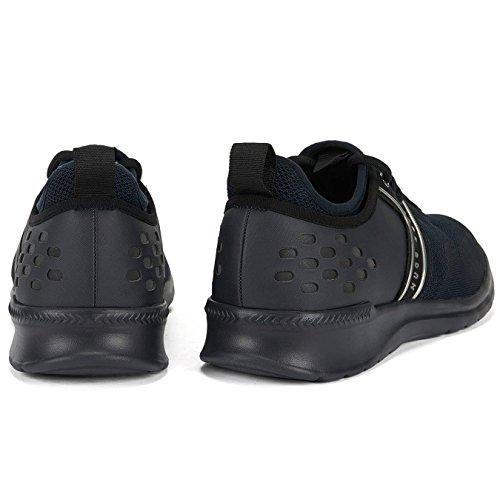 Capo Verde Estremo Correre Uomo Sneaker Blau Grau