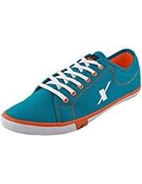 Sparx Men's Torque Blue Orange Colour SM0283 Series Synthetic Casual Sneaker
