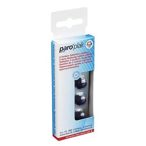 PARO Plak 2 Phasen Färbetabletten 10 St Tabletten
