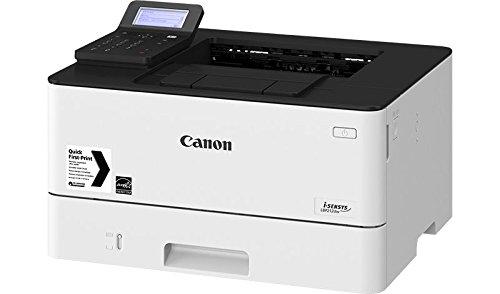 Canon I-sensys LBP212DW - Impresora Laser, Color Blanco y Negro