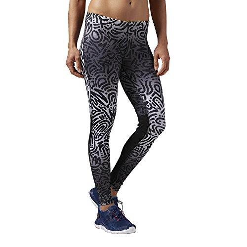 Reebok Damen Trainingshose Running Essentials Tights, Ash Grey, M
