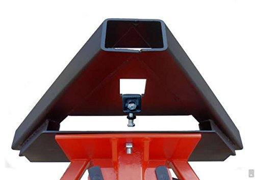 Iseki Kat 0 Vario Schneeschild V 200 cm hydraulisch Schneeschieber Winterdienst