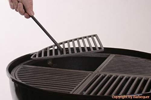 Craycort-Griff von Hebe-Grillrost aus Gusseisen