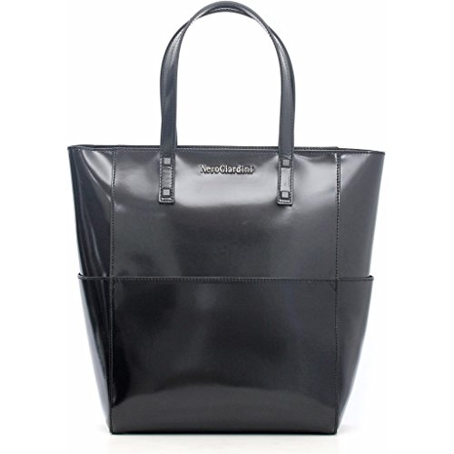 Nero Giardini borsa donna A643110D 100 nero nuova collezione autunno inverno 2016 2017