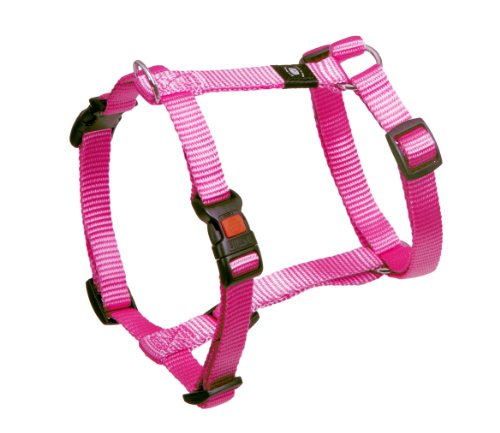 Karlie Art Sportiv Plus Geschirr, pink 10 mm 25-40 cm